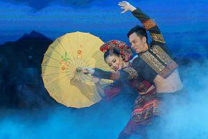 Vở diễn vợ chồng A Phủ lên sân khấu Nhà hát Lớn Hà Nội