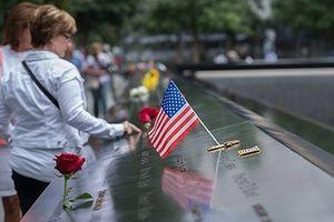 Mỹ tưởng niệm các nạn nhân vụ khủng bố 11/9