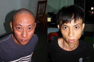Khởi tố, bắt tạm giam 2 nghi can cướp ngân hàng ở Khánh Hòa