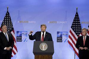 Giải mã những chỉ trích của Tổng thống Mỹ về chi tiêu quốc phòng NATO