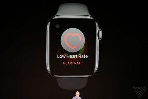 Apple hướng tới sức khỏe người dùng với EKG của Apple Watch