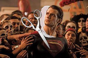 'Siêu Nhân' Henry Cavill chia tay Vũ trụ Điện ảnh DC