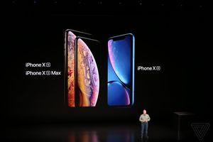 Video giới thiệu iPhone XS, XS Max, Xr vừa ra mắt