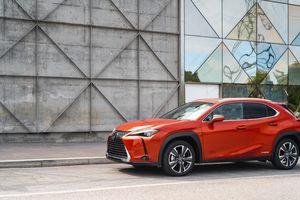 Lexus UX 2019 chốt giá từ 32.000 USD, bán ra vào tháng 12