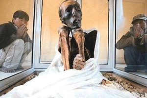 Vẹn nguyên xác ướp của thiền sư Tây Tạng 500 tuổi