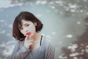 Chết mê với nhan sắc bạn gái cũ tuyển thủ U23 Việt Nam