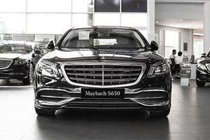 Chi tiết Mercedes-Maybach S650 giá 14,5 tỷ tại Hà Nội