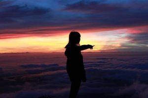 Theo team bánh bèo săn biển mây check-in núi Bà Đen