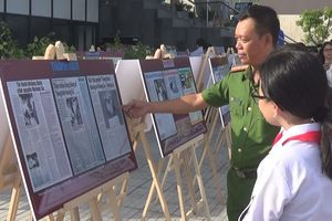 Báo Thanh Niên viết về Hoàng Sa được đưa vào triển lãm