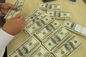 USD tiếp tục giảm giá
