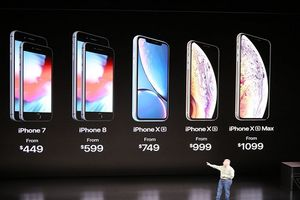 Apple ra mt 3 phiên bn iPhone mi: t có xt ra ming?