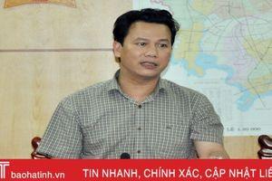 Lộc Hà cần sớm hoàn thành đề án huyện nông thôn mới