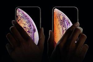 B ba iPhone Xs, iPhone XS Max và iPhone XR ra mt không gây bt ng