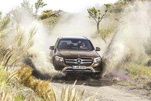Xe GLC của Mercedes Benz không thể lội nước như quảng cáo?