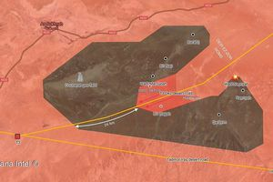 Quân tinh nhuệ Syria quyết kết liễu IS trên sa mạc Homs, Deir Ezzor