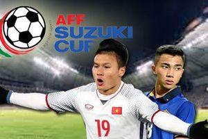 Hé lộ bí mật bản quyền truyền hình AFF Cup 2018 tại Việt Nam