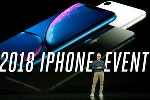4 im nhn chính Apple công b trong ba tic công ngh thnh son êm qua