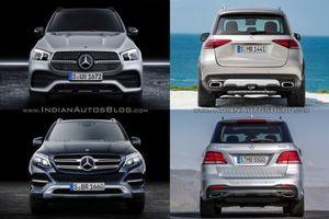 Mercedes GLE thế hệ mới khác biệt thế nào so với thế hệ cũ?