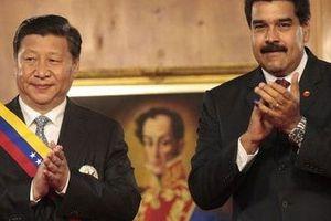 Tổng thống Venezuela thăm Trung Quốc tìm kiếm sự hỗ trợ tài chính 
