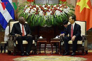 'Cuba luôn trân trọng tình cảm đoàn kết và sự ủng hộ của Việt Nam'