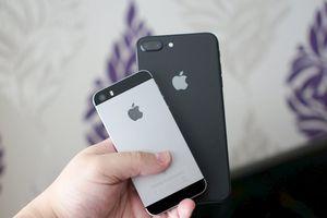 Hãy nói lời tạm biệt với điện thoại cỡ nhỏ