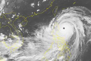 Yêu cầu sớm ứng phó với Mangkhut - siêu bão đang mạnh nhất thế giới