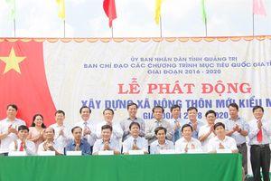 Quảng Trị chọn 8 xã điểm xây dựng NTM kiểu mẫu