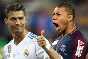 Mbappe hẹn C.Ronaldo quyết chiến ở chung kết Champions League