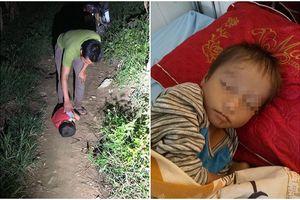 Cháu bé ngủ ngoài đường trong đêm tối: Không có chuyện mẹ đẻ ruồng bỏ con