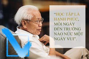 Nhiều phụ huynh ủng hộ triết lý giáo dục 'đi học là hạnh phúc' của giáo sư Hồ Ngọc Đại