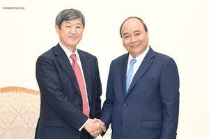 Thủ tướng tiếp Chủ tịch Cơ quan Hợp tác quốc tế Nhật Bản
