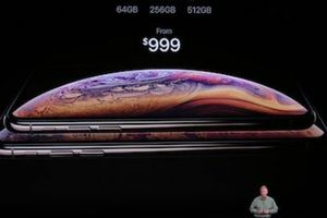 Gii mã camera trên iPhone Xs 2018