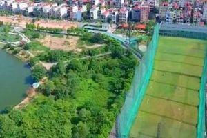 Chân dung ông chủ doanh nghiệp 'mượn' đất công viên Hoàng Hoa Thám làm sân golf