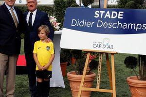 Sân bóng được đặt tên HLV tuyển Pháp Didier Deschamps