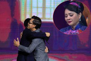 Phan Ngọc Luân hóa nhạc sĩ Lê Dinh lấy nước mắt của Đông Đào