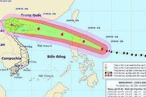 Khẩn trương triển khai kế hoạch phòng chống bão số 5 và siêu bão Mangkhut