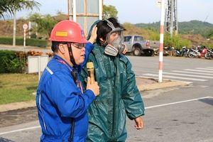 An toàn hóa chất tại BSR