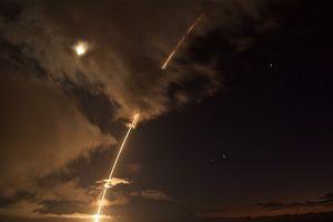 Nhật Bản đánh chặn thành công tên lửa đạn đạo ở Thái Bình Dương