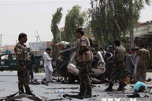 Afghanistan: 26 người bị thương sau khi Taliban tấn công chốt an ninh