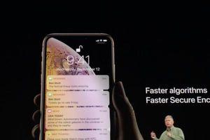 Apple t tin FaceID trên dòng iPhone mi không thit b nào sánh bng