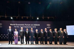 WEF ASEAN 2018 lan tỏa tinh thần đổi mới, sáng tạo để phát triển