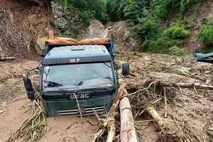 VSAT-IP trở thành phương thức thông tin với huyện Mường Lát trong những ngày mưa lũ lịch sử