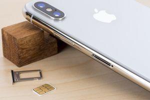 iPhone Xs và Xs Max dùng eSim chỉ có thể sử dụng được tại các nước nào?
