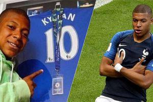 Chelsea lỡ cơ hội có Mbappe miễn phí như thế nào
