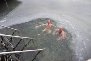 Tắm tiên ở Thụy Điển