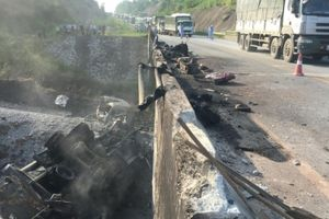 Lào Cai lo thiệt hại nặng do tuyến cao tốc Nội Bài – Lào Cai gặp sự cố