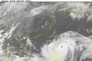 Qung Ninh c thúc cán b xung c s phòng chng siêu bão Mangkhut