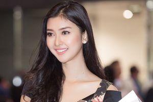 Hoa hậu Quốc tế rạng rỡ khi đến TP.HCM dự chung kết HHVN