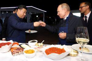 Trung Quốc 'lấy lòng' các nước giữa lúc căng thẳng với Mỹ