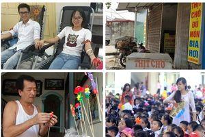 Tin tức Hà Nội 24h: Trăm đôi tình nhân cùng hiến máu cứu người
